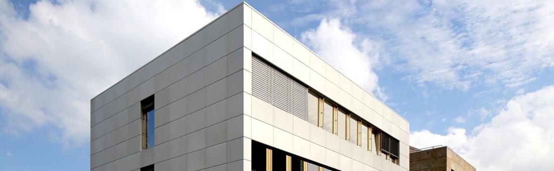 imitation acier chromé, Energiedienst Laufenburg